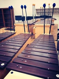 Some good resources for teaching with Orff instruments