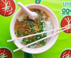Noodle dishes of Thailand