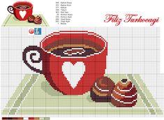 Servise devam :)) Designed by Filiz Türkocağı...