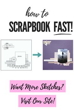 Say Goodbye To Scrappers Block Forever! Discover How To Start and Finish A Layout In Minutes, Not Hours! 525 New and Inspiring Scrapbooking Sketches Is a Brand New Ebook From Scrapbooking Coach That's Packed Full of Layout Ideas To Instantly Inspire You! With Over 500 Ready-To-Go Sketches Inside You'll Be Amazed At How Easy It Is To Create More Gorgeous Pages In LESS Time. Visit Our Website For More Information!