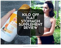 #kilooff #weightloss #slimmingjuice Kilo Off Review - Does it Work? - Beauty and Lifestyle Blog on Makeup, Skincare, Reviews, Anti-Aging, Whitening, Fitness,and Food