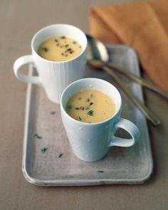 Acorn Squash Bisque Recipe