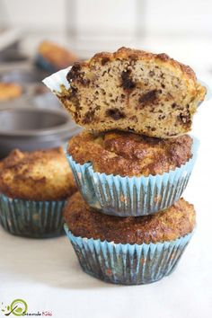 Σνακς Archives - Page 2 of 3 - Stavroula's Healthy Cooking Muffins, Healthy Cooking, Banana, Breakfast, Food, Morning Coffee, Muffin, Essen, Bananas