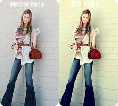 Photo Editing - Vintage Effect