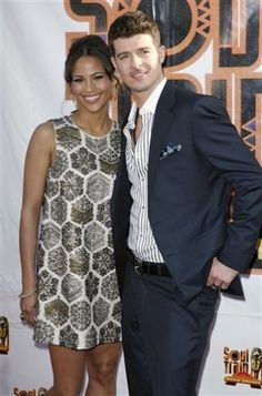Paula Patton and Robin Thicke - Cutest Interracial Couple : ) Mixed Couples, Couples In Love, Black Woman White Man, Black Love, Beautiful Love, Beautiful Family, Cute Celebrities, Celebs, Interracial Family