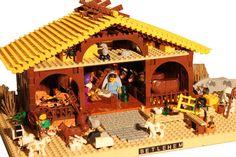 Creche Lego