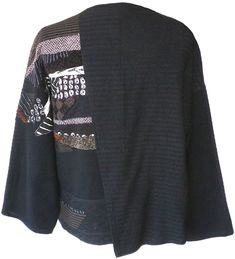 Minako: Patchwork kimono jacket
