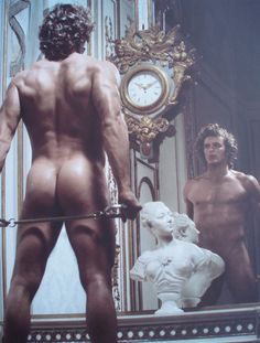 longlostpath:  International professional Rugby player Mirco Bergamasco for the 'Dieux du Stade' calendar (2008 edition). © Steven Klein. www.stevenkleinstudio.com