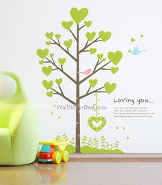 Loving You It's Easy Cause Your Beautiful Wall Decals Kids Wall Decals, Wall Sticker, Just Dream, Beautiful Wall, Tree Wall, It's Easy, Projects To Try, Love You, Stickers