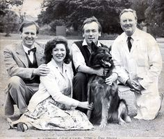 Japes: Arriving at the practice of of Siegfried Farnon (Hardy, who runs the business with his mischievous brother Tristan (Davidson, James encounters numerous adventures James Herriot, The Yorkshire Vet, Yorkshire England, Robert Hardy, Peter Davison, City Roller, Old Family Photos, Bbc Tv Series, Beloved Book