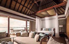 Cama estilo Bali