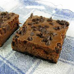 One Perfect Bite: Chocolate Cheesecake Squares