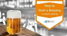 How to Start a Brewery