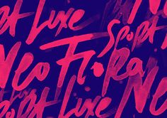 Typography — Spiros Halaris Illustrator & Art Director