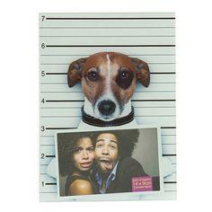 Porta Retrato Cão Criminoso