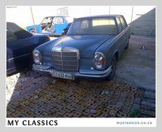 1972 Mercedes-Benz Mercedes Benz w109 V8 Automatic Floorshift, Restor classic car