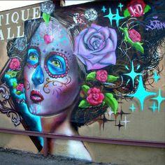 Concrete Canvas: Denver's Spotlight on Local Street Art