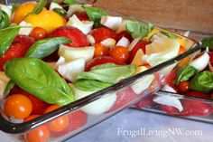 Frugal Homemaking for September (produce in season)-I have made this spaghetti sauce and it is tasty.