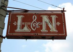 L Depot Sign Knoxville, TN by Robert W. Thomson, via Flickr