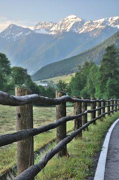 Val Venosta, south Tyrol province, Trentino alto Adige region Italy