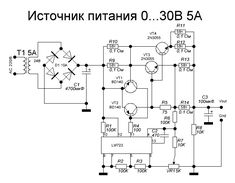 Self Oscillating SMPS Circuit Flyback 600W 60V 120KHZ 600w