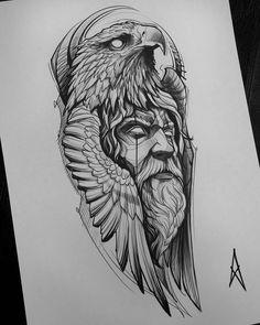 Tattoos And Body Art tattoo designer online Gott Tattoos, Hai Tattoos, Body Art Tattoos, Urban Tattoos, Space Tattoos, Fish Tattoos, Diy Tattoo, Tattoo Owl, Tattoo Sketches