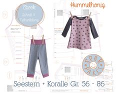 Ebookpaket Baby-Leggings und Babykleid (Gr. 56-86)