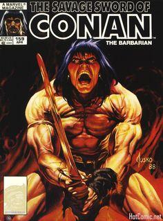 Dc Comics, Conan Comics, Conan The Barbarian Comic, Keys To Go, Great Warriors, Hero's Journey, Red Sonja, Sword And Sorcery, Story Characters