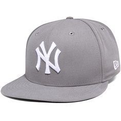 2b68f35112005 New York Yankees Storm Gray Basic 59FIFTY Fitted Cap by New Era New York  Yankees