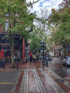 Gastown, Vancouver, Canada