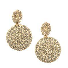 Disc Earrings – Andreia Fuzon Jewelry