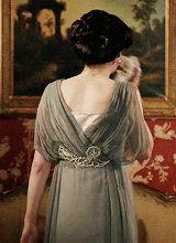 Downton Obsession..Downton Abbey gif... Mary..
