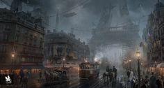 The Order 1886- Paris by atomhawk.deviantart.com on @DeviantArt