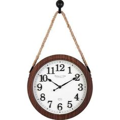 clock hanging from rope - Google Search