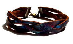 Braided Galaxy Bracelet by Beatniq on Etsy, $17.50