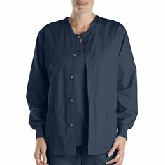 Dickies: Women's Round Neck Jacket #theEMSstore