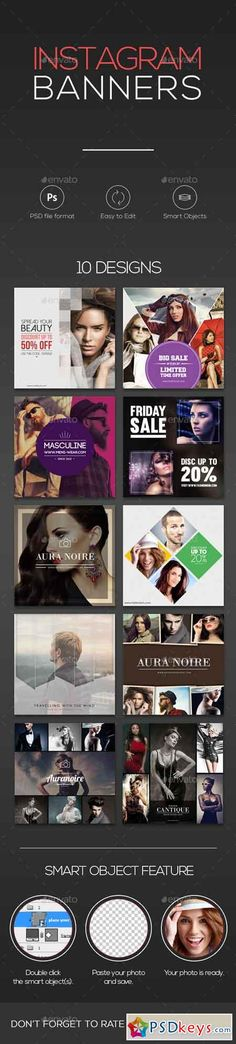 10 Instagram Banners 15737607