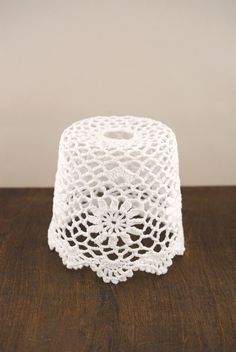 Find the best prices on lace ribbon, lace runners and lace décor at Save On Crafts. Lace Lampshade, Crochet Lampshade, Lampshades, Save On Crafts, Diy Crafts For Gifts, Lace Runner, Crochet Decoration, Lace Decor, Lace Ribbon