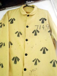 Convict uniform | by scrappy annie