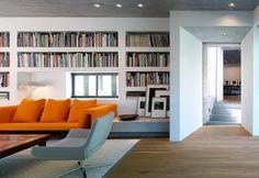 Soluzioni storage belle e funzionali da prendere in prestito da 6 case contemporanee d'autore