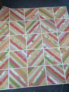 Quilt As You Go workshop www.yarnia.co.uk to book.