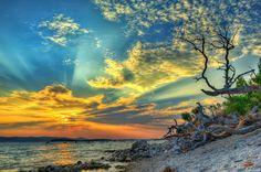 500px / Sunset in Biograd by Filip Eremita Shot in Biograd na moru, Croatia.