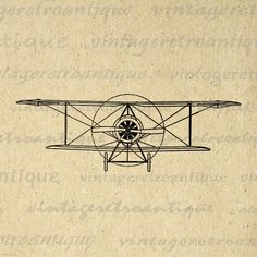 Digital Graphic Speed Scout Plane Download Vintage Airplane Image Biplane Printable Artwork Antique Clip Art Jpg Png 18x18 HQ 300dpi No.1588 @ vintageretroantique.etsy.com #DigitalArt #Printable #Art #VintageRetroAntique #Digital #Clipart #Download