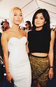 Kylie Jenner And Hailey Baldwin