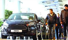 Ford sales finally turn corner in Russia