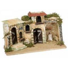 Posadas archivos - Corchos Gómez Belem, Ideas Para, Gazebo, Outdoor Structures, Portal, Bethlehem, Christmas, House, Diy