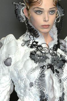 Haute Couture Printemps 2009 : Jean Paul Gaultier