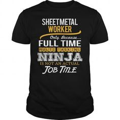 Awesome Tee For Sheet Metal Worker T-Shirts, Hoodies (22.99$ ==► Order Here!)
