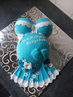 Belly cake / buik taart (4)