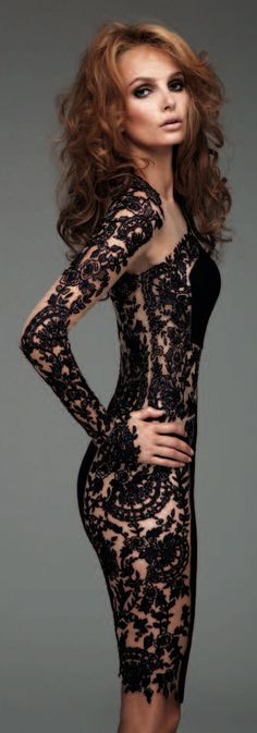 Sexy lace outfits